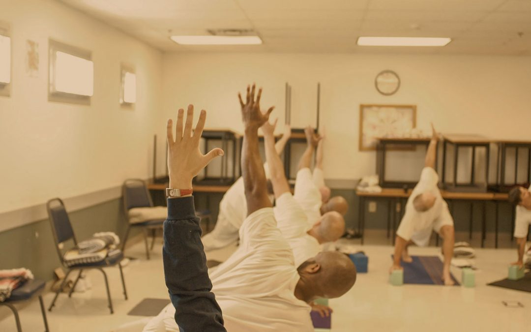 What's our lineage? Yoga Behind Bars' approach to yoga