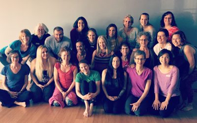 Yoga Behind Bars September Trauma-Informed Yoga Training