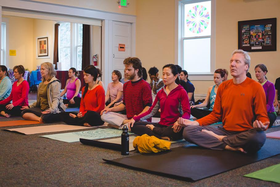 YBB Seattle Trauma-Informed Yoga Training