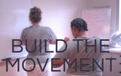 Help us Build the Movement to Transform Prisons!