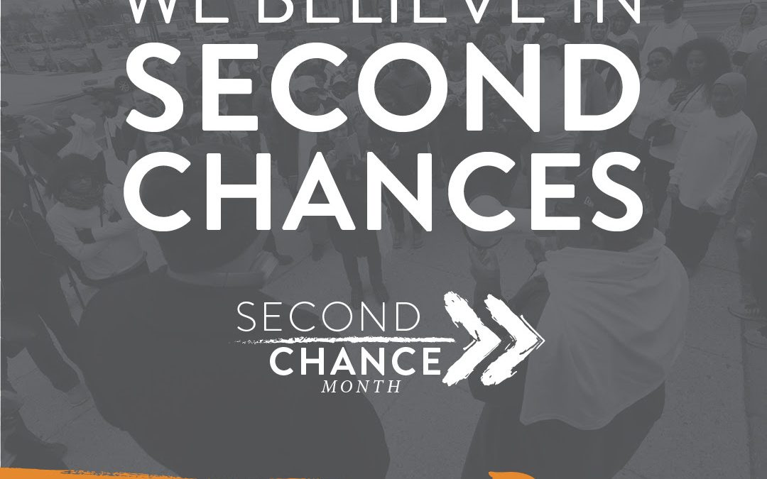 Second Chances by Anthony Blankenship